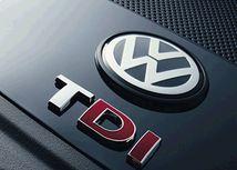VW - logo TDI
