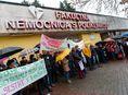 zdravotné sestry, výpovede sestier, žilina, protest, demonštrácia,