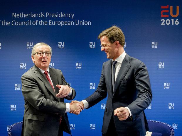 Holandský premiér Mark Rutte
