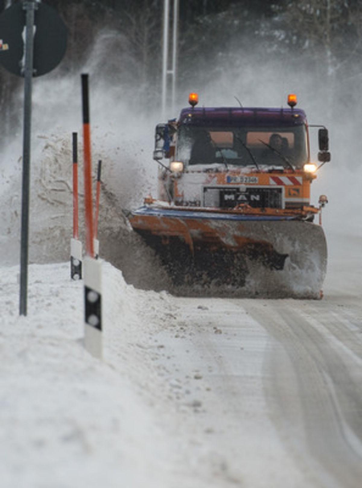 Cestári v nemeckej obci Sankt Märgen pomáhajú odľahčiť dopravu.