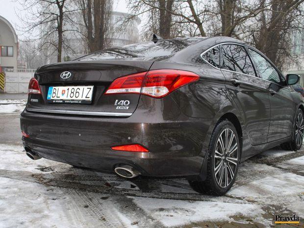 Hyundai i40 je na trhu už od roku 2011.
