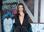 Modelka Luciana Gimenez Morad na premiére filmu Vinyl v New Yorku.