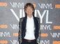 Mick Jagger na premiére filmu Vinyl v New Yorku.