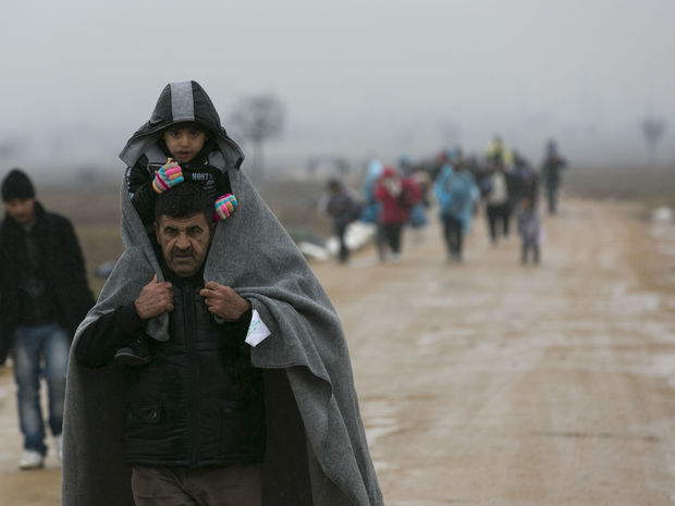migranti, utečenci,