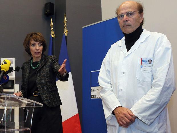 Francúzsko, liek, testovanie, Biotrial