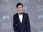 Herec Finn Wittrock na vyhlásení cien Critics' Choice Awards.