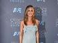 Herečka Jennifer Aniston si obliekla kreácii Saint Laurent.