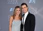 Manželia Jennifer Aniston a Justin Theroux prišli na ceremoniál spoločne.