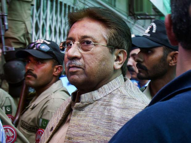 Pakistan, Mušaraf