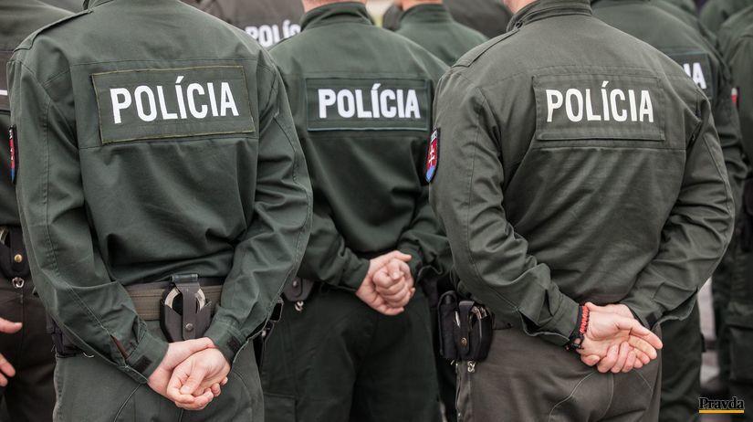 10010dfd6 Agresívnych policajtov odhalia častejšie testy - Domáce - Správy ...