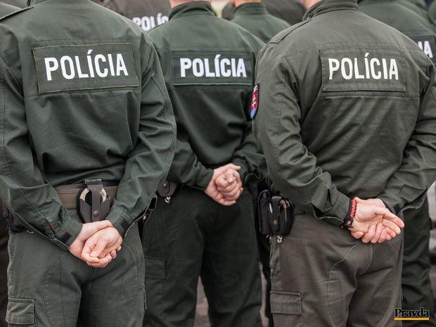 policajt, polícia, uniforma, Policajný zbor,
