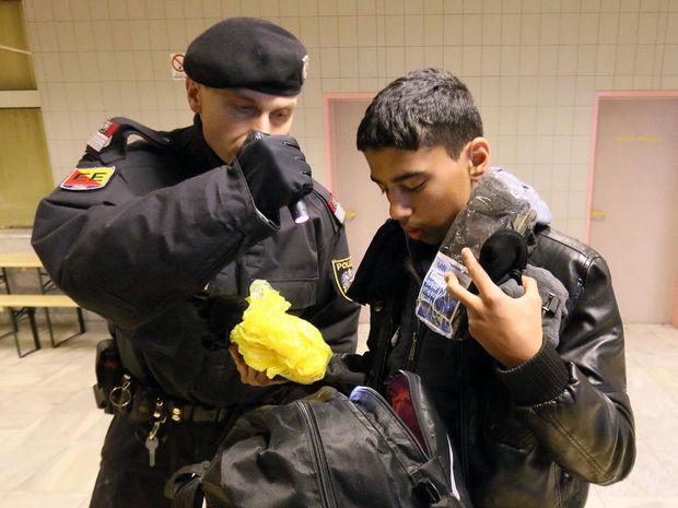 rakúsko, utečenec