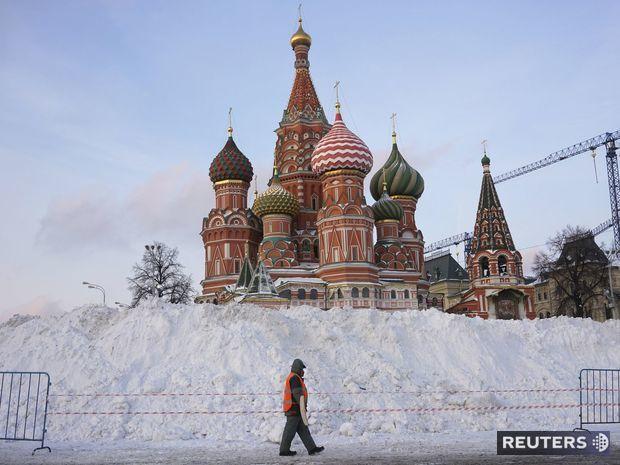 Rusko, sneh