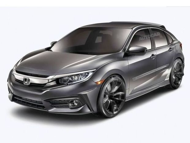 Honda Civic Hatchback - 2017