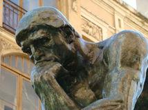 Auguste Rodin, Mysliteľ