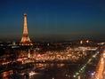 Paríž, Francúzsko, Eiffelova veža, ulica,