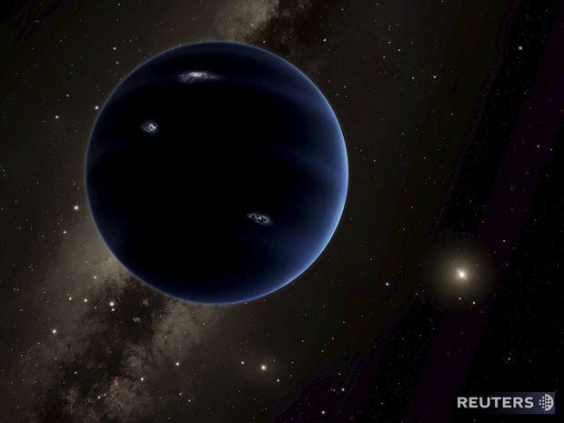 planéta, Deväť