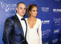 Casper Smart a Jennifer Lopez