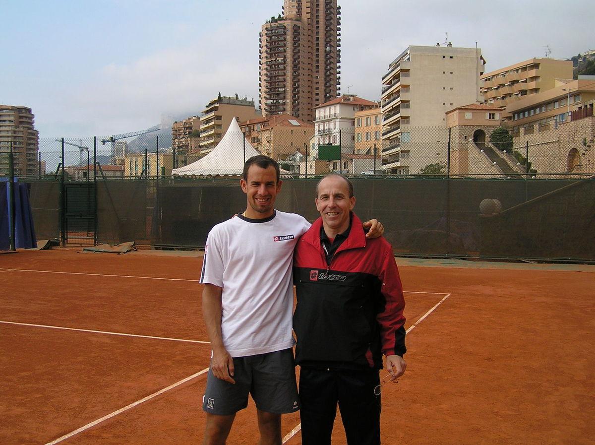 S Dominikom Hrbatým trénujú 20 rokov.