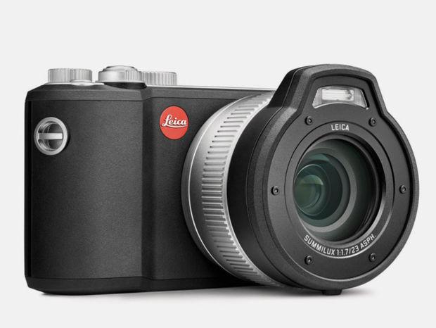 Leica X-U, kompakt