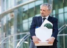 výpoveď, nezamestnaný, predčasný, dôchodok