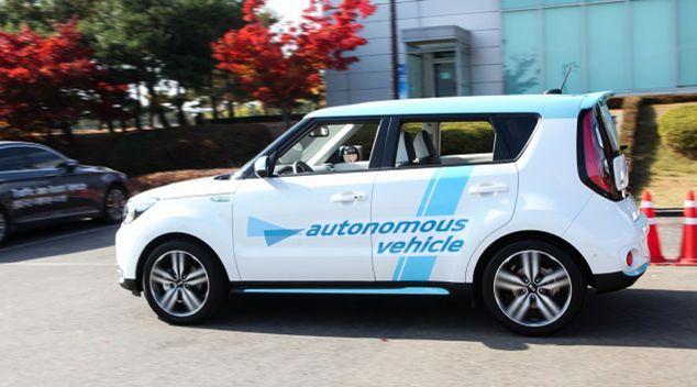 Kia plánuje predstaviť plne automatizované vozidlá v roku 2030.