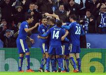 Leicester City, futbal, radosť