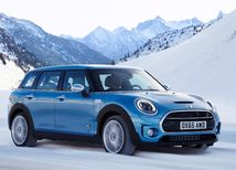 Mini Clubman ALL4 - 2016