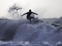 surfer, surfista, more, oceán, surfovanie, World Surf League, Izrael,