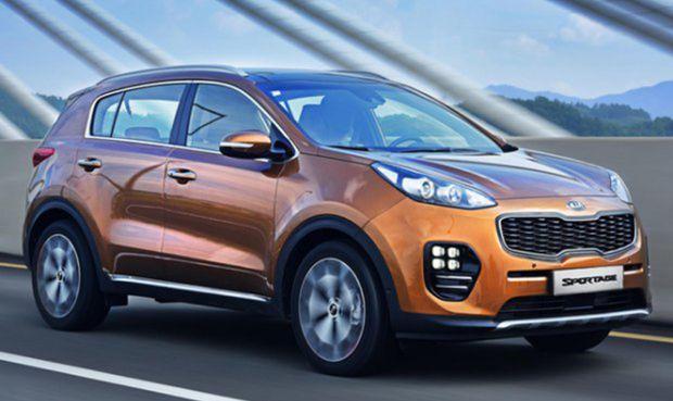 Nová Kia Sportage má najnižšiu výbavu o niečo bohatšiu ako jej rival Hyundai Tucson.