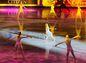 Otvárací ceremoniál majstrovstiev Európy v krasokorčuľovaní.