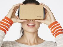 Google Cardboard, virtuálna realita