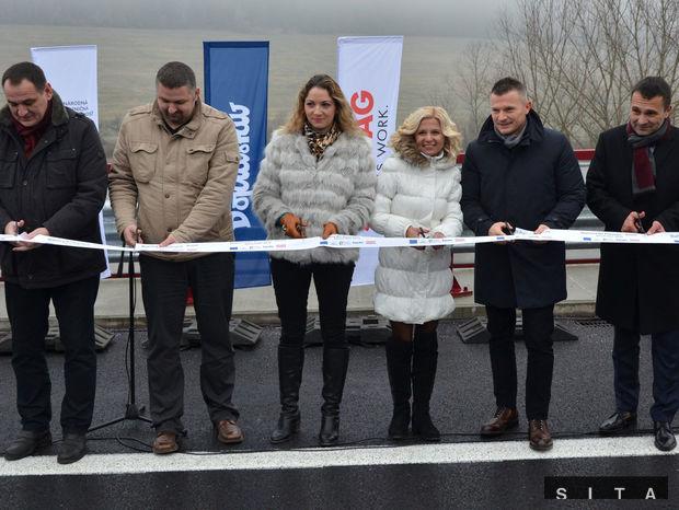 Otvorenie, dialnica, D1, Fručiovce, Prešov, Ján Počiatek