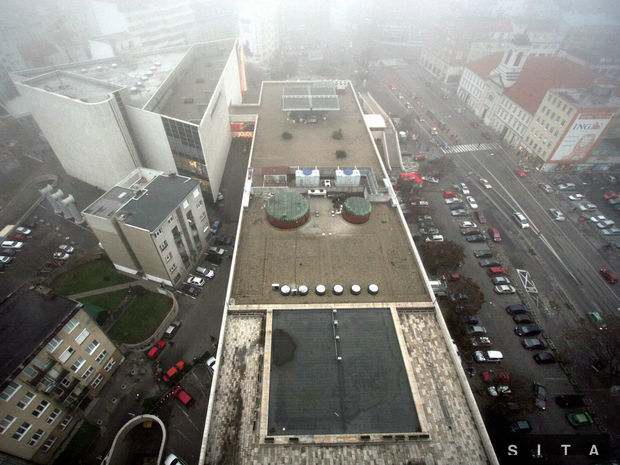 Bratislava, hotel Kyjev,