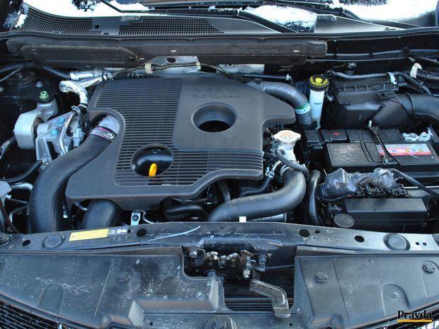 Preplňovaný motor ukrýva 218 koní.