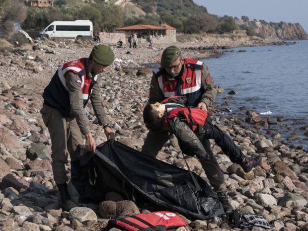 Turecko, utečenci