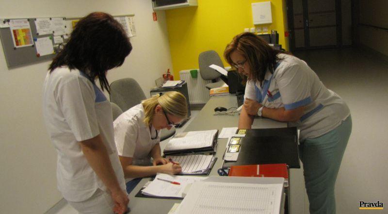 Interné oddelenie v prešovskej nemocnici funguje ako doteraz.