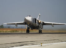 Turecko, Rusko, SU-34, lietadlo