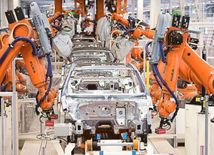 VW Passat - produkcia Emden