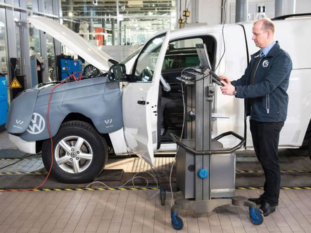 VW Amarok - Dieselgate