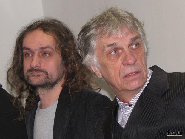 Ľuboš Lorenz, Peter Kalmus