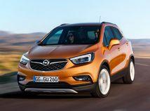 Opel Mokka X - 2016