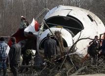 Smolensk, Poľsko, letecká havária, pád lietadla
