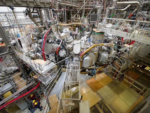 výskum, jadrová fúzia, greifswald