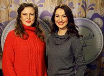Janina Lacová a Aneta Orosiová