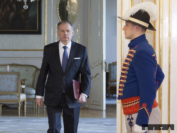 Prezident SR, Andrej Kiska