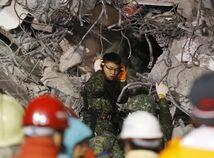 Taiwan, zemetrasenie