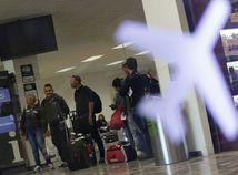 letisko, migranti