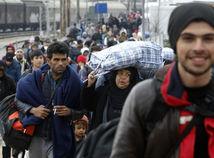 Macedónsko, migranti, utečenci