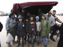 Sýria, turecko, deti